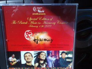 Btk Msc in Harmony CD
