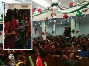 Natal Singkola Minggu HKBP IKG (151212)